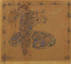 Annie French (1872-1965)Figure Study