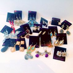 Earring madness over here at Glam & Sassy! Come get yours now!  http://glamandsassy.com