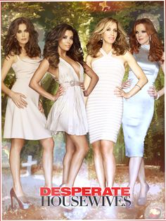 Desperate Housewives This show was awesome! hehe #guiltypleasure