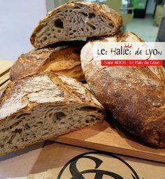 Saint Roch, pain lyonnais dont le blé est semé et transformé en région.