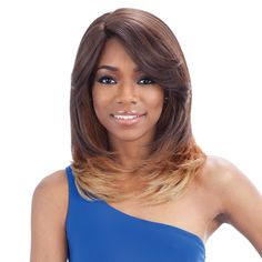 FreeTress Equal Synthetic Lace Front Wig Lace Deep Invisible L Part Heaven