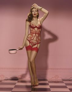 Bestsellers by Agent Provocateur - Gloria Basque