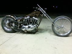 chopcult - The Chickenhead, Ironhead digger build. - Page 7