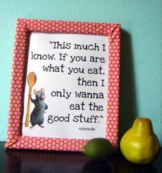 eat the good stuff