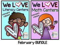 February Math & Lite