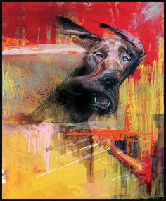 Kelly the Dog Great Dane Art Print by BlackInkArtz on Etsy, $10.00