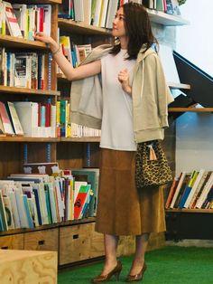 商品詳細 - BY シープスウェードフレアスカート|BEAUTY & YOUTH(ビューティアンドユース)公式通販