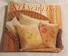 Book of Stenciling by #Carolyn Warrender #How to Stencils Walls HC 184 pp Good