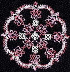 Free Tatting Patterns Beginners - Bing Afbeeldingen
