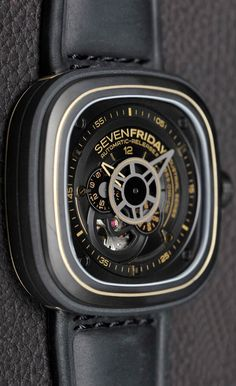 Seven Friday P2/2 Watch on Watchismo.com