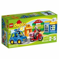 LEGO DUPLO LEGO Ville My First Police Set Play Set