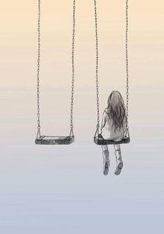 Imagen de alone, lonely, and sad