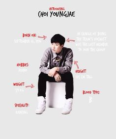 Got7 Youngjae Profile