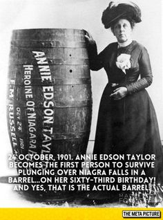 Possibly The Most Badass Woman Ever