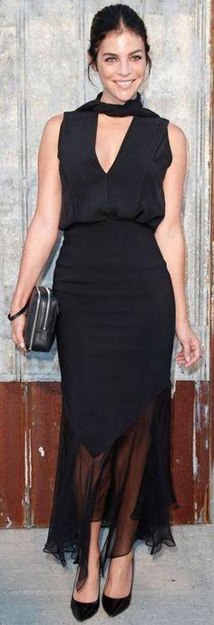 The Style Of Julia Restoin Roitfeld | BeSugarandSpice #style