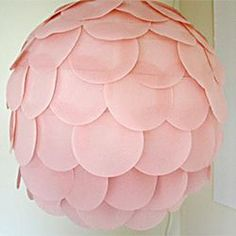 Tissue Paper Lantern- Easy decor & easy DIY! Wonderful idea for when you're low on money, but not standards.