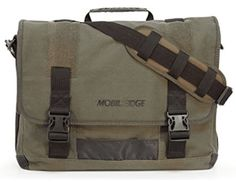 Mobile Edge ECO Laptop Messenger for Laptops up to Green in Computers/Tablets & Networking, Laptop & Desktop Accessories, Laptop Cases & Bags Best Laptop Messenger Bag, Laptop Bag For Women, Laptop Briefcase, Canvas Messenger Bag, Laptop Bags, Satchel Bags For School, Mobiles, Smartphone, Best Laptops