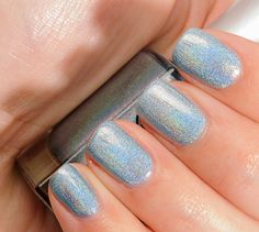 Color Club Blue Heaven Nail Lacquer Review, Photos, Swatches