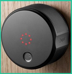 August $250 replaces original deadbolt; manageable by smartphone or online; detects who and notifies you is opening the door