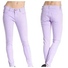 NWT Romeo & Juliet lilac jeans Brand new with tags at $140 lilac Romeo & Juliet Couture Jeans