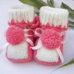 handmade Baby Boots/Socks