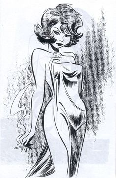 Erotic Art by Bruce Timm Bruce Timm, Cartoon Kunst, Comic Kunst, Cartoon Art, Art And Illustration, Illustrations Posters, Sexy Drawings, Art Drawings, Fantasy Kunst
