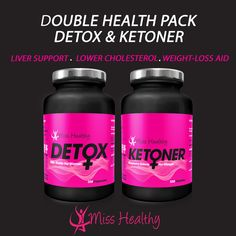 THE DOUBLE HEALTH PACK FOR WOMEN