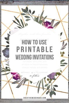 1822 Best Creative Diy And More Wedding Ideas Images In