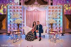 Trendy Ideas For Wedding Decorations Indian Stage Budget Best Picture For barn wedding decorations For Your Taste You are looking for something, and it is going to tell you exactly what y Wedding Decorations On A Budget, Engagement Decorations, Budget Wedding, Wedding Reception Backdrop, Wedding Venues, Wedding Photos, Wedding Halls, Bride Groom Table, Marriage Decoration