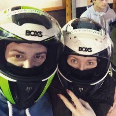 いいね!18件、コメント4件 ― D.G.さん(@_mini_nika_)のInstagramアカウント: 「#gokartracing #gokart #kaarst #racing #formel1 #mitdembesten #couplegoals #couple #happy #best #day…」