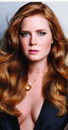 Amy Adams red copper hair ~~ 21 most famous celebrity redheads to inspire your n. Amy Adams red co Hair Color Auburn, Auburn Hair, Hair Colour, Color Red, Auburn Colors, Cabelo Amy Adams, Amy Adams Hair, Actress Amy Adams, Honey Blonde Hair