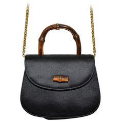 Vintage Gucci Mini Bag   Necklace 2f02d3409eaf6