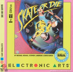Skate or Die: Nike shoes modeled after 20 year old video games