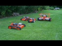 22T Robotic Trimmer Attachment (RTA) - YouTube