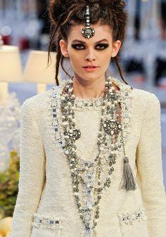Défilé Chanel Paris-Bombay Automne-Hiver 2012-2013 PRÉ-COLLECTIONS