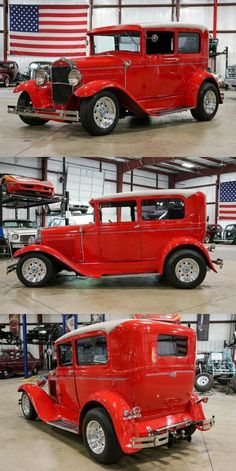 beautiful 1931 Ford Model A custom