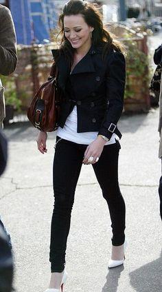 Hillary Duff.   # Pin++ for Pinterest #