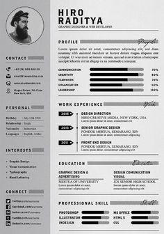 Modelo de Curriculum Vitae 6 Sample Resume Templates, Resume Design Template, Cv Template, Modelo Curriculum, Grade Book Template, Cv Web, Cv Original, Cv Inspiration, Chronological Resume