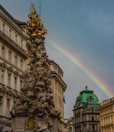 Vienna, Austria (by Places Around The World, Around The Worlds, Natural Scenery, Central Europe, Beautiful Sky, Places To See, The Good Place, Traveling By Yourself, Travel Destinations