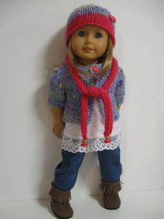 American Girl Doll Clothes Sweet Spring by 123MULBERRYSTREET, $44.00