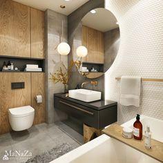 Modern Small Bathrooms, Modern Bathroom Decor, Dream Bathrooms, Bathroom Styling, Washroom Design, Toilet Design, Laundry Room Design, Modern Home Interior Design, Bathroom Interior Design
