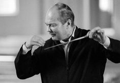 Paavo Berglund (14 April 1929 – 25 January 2012)