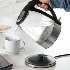Chef Master Kitchen Elektrisk Kedel med LED