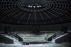 Alfons Flores, Frankenstein | Scenography Today