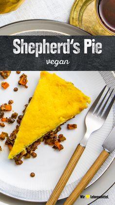 Das Originalrezept kommt eigentlich aus Irland und wird mit Hackfleisch zubereitet – doch wir finden die vegane Variante unseres Shepherd's Pie ist mindestens genauso lecker! #edeka #vegan #pie #backen #rezept