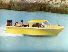 Lyman Boats, Cabin Cruiser Boat, Glass Boat, Runabout Boat, Make A Boat, Vintage Boats, Old Boats, Water Toys, Outboard Motors