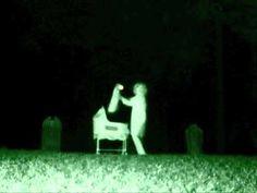 Demon baby ghost video .