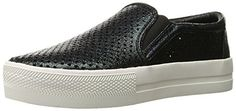 Michael Antonio Womens DarnMet Fashion Sneaker Black 10 M US * Read more reviews of the product by visiting the affiliate link Amazon.com on the image.
