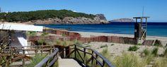 cala nova ibiza Beach