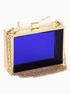cute transparent purse